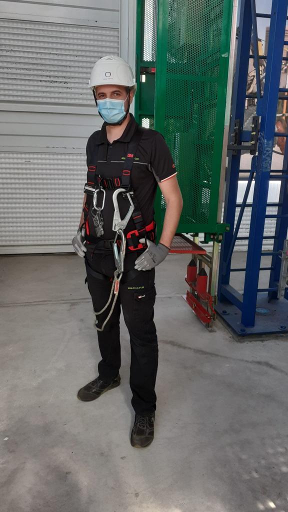 Técnico de Solulift