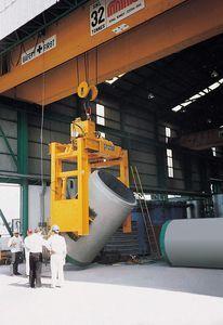 Pinza hidráulica de tubos PWG-R